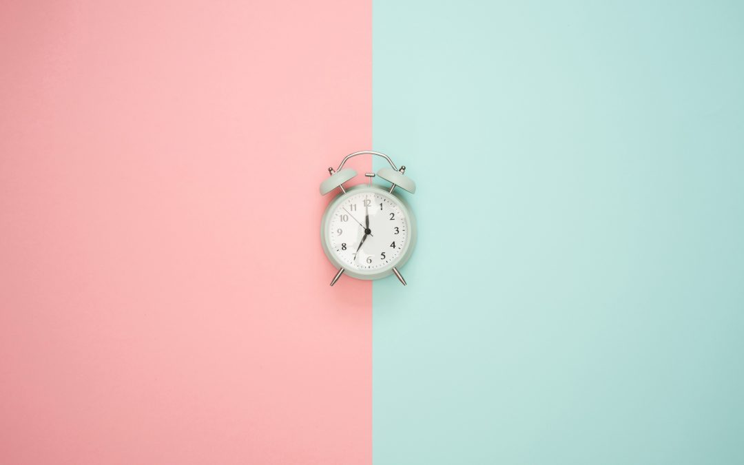 Te weinig tijd bestaat niet